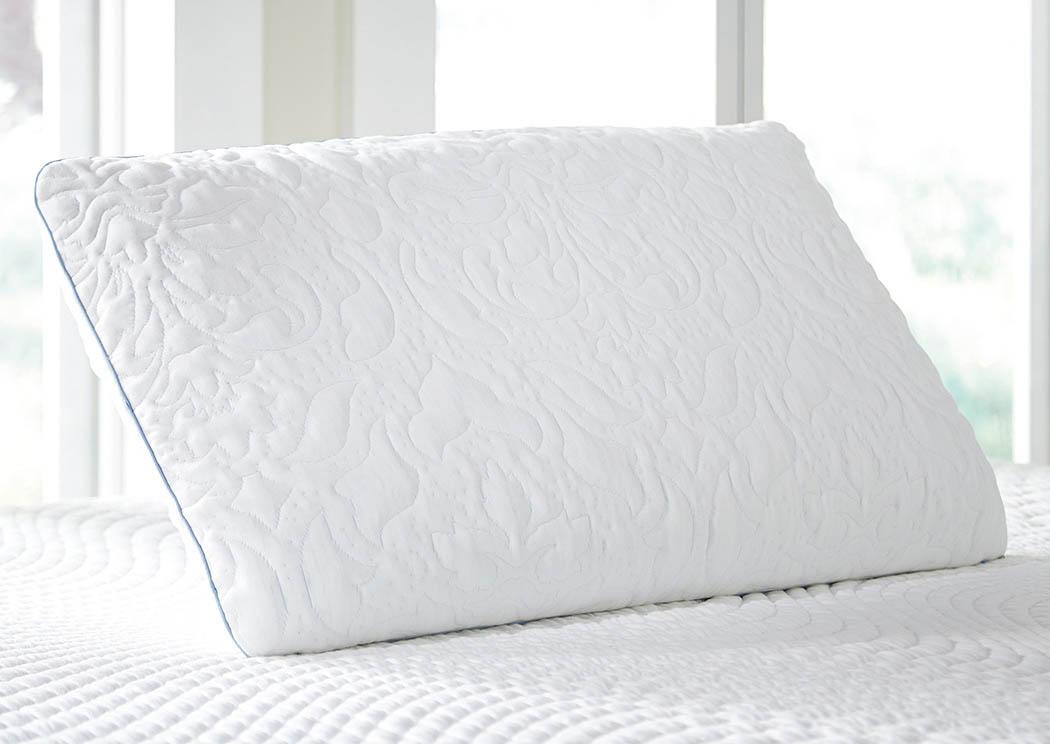 Barbara Jeans Furniture Traditional King Memory Foam Pillow
