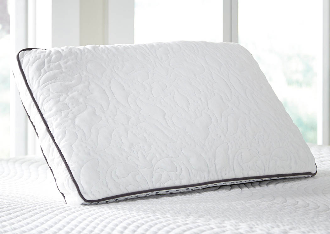 Dual Sided Queen Memory Foam Pillow,Sierra Sleep by Ashley