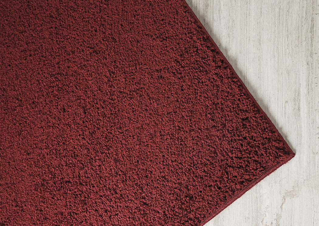 Caci Red Medium Rug,Signature Design By Ashley