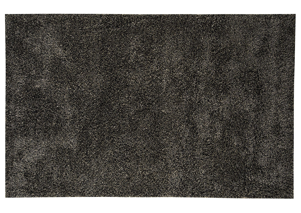 Hermon Black Large Rug,Signature Design By Ashley