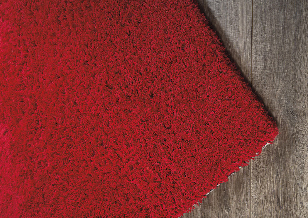 Alonso Red Medium Rug,Signature Design by Ashley