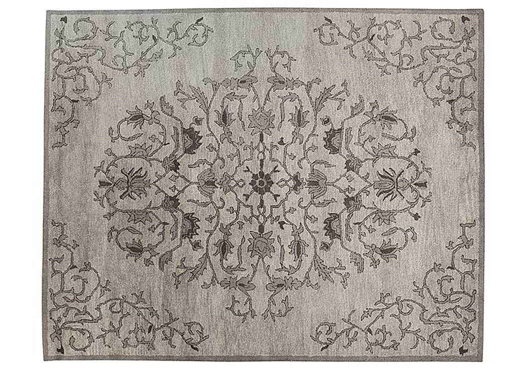 Woven Gray Medium Rug,Signature Design by Ashley
