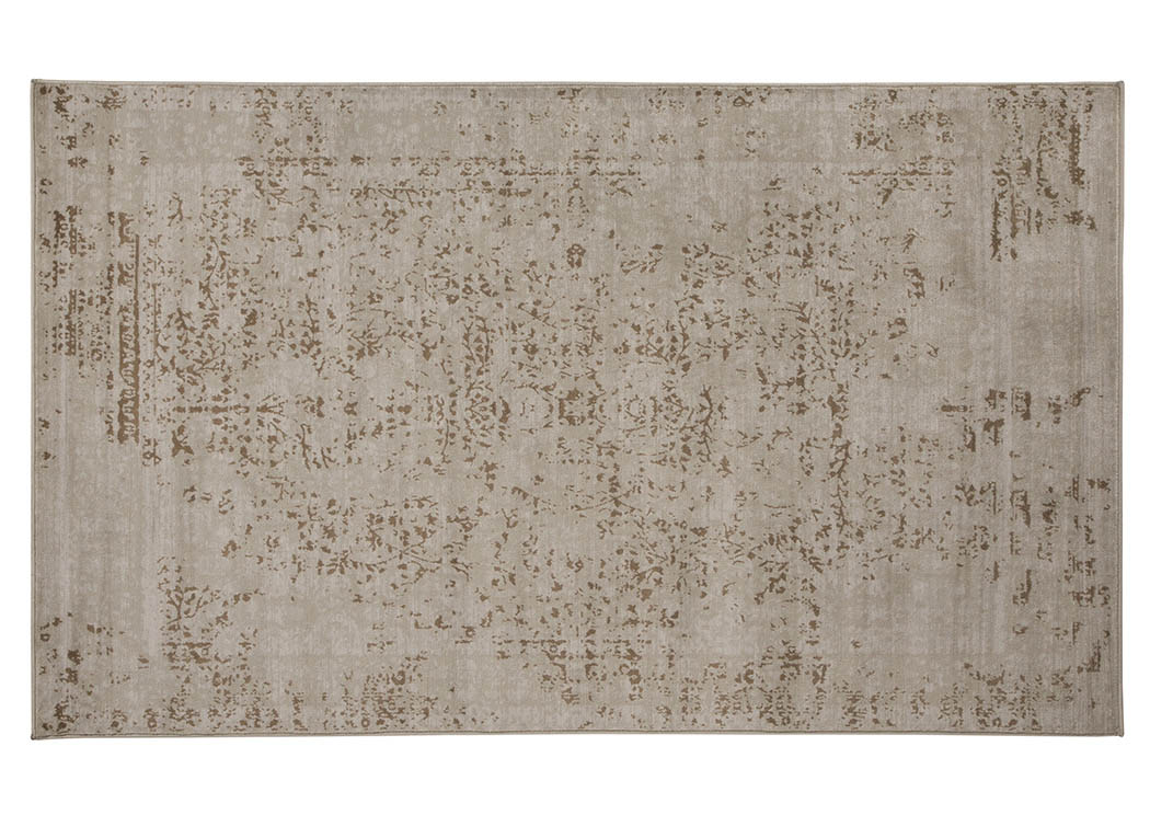 Daiki Ivory Medium Rug,Signature Design By Ashley