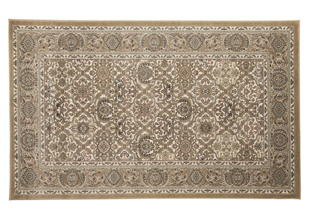 Daisuke Taupe Medium Rug,Signature Design By Ashley
