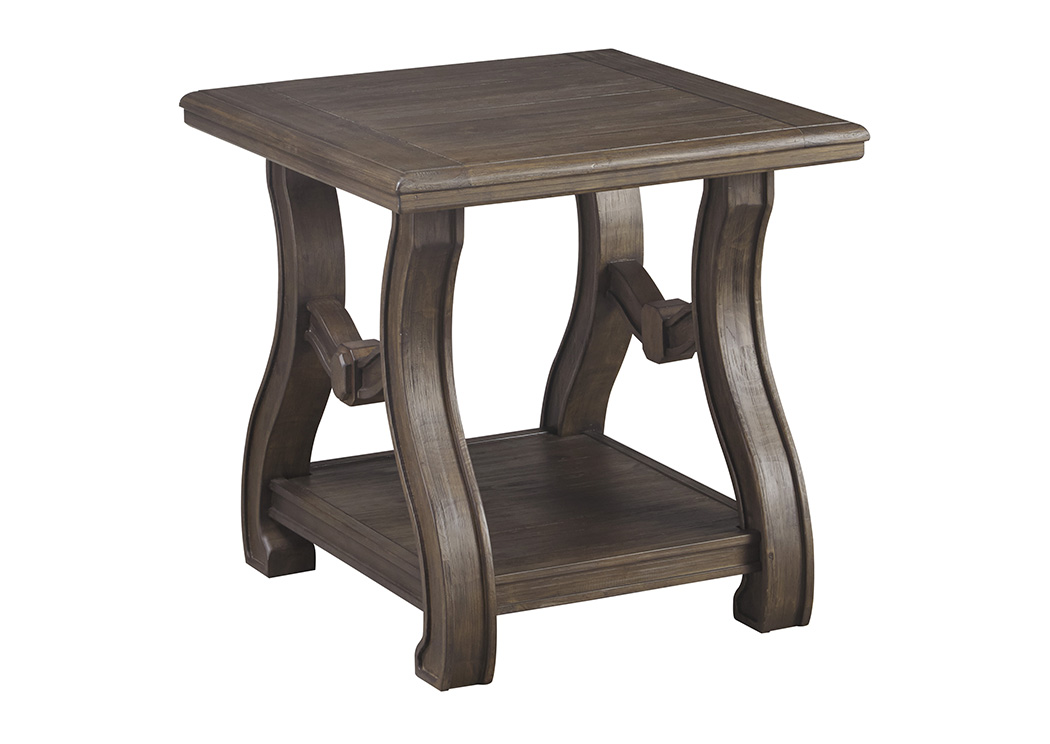 Frugal Furniture   Boston, Mattapan, Jamaica Plain, Dorchester MA Tanobay  Gray Square End Table