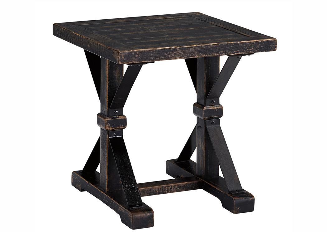 Gibson Furniture Gallatin Hendersonville Nashville Tn Beckendorf Black Square End Table