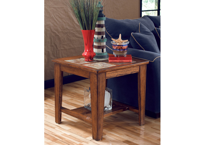 Toscana Square End Table,Signature Design By Ashley