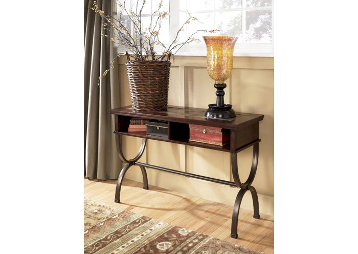 Zander Console Sofa Table,Signature Design by Ashley