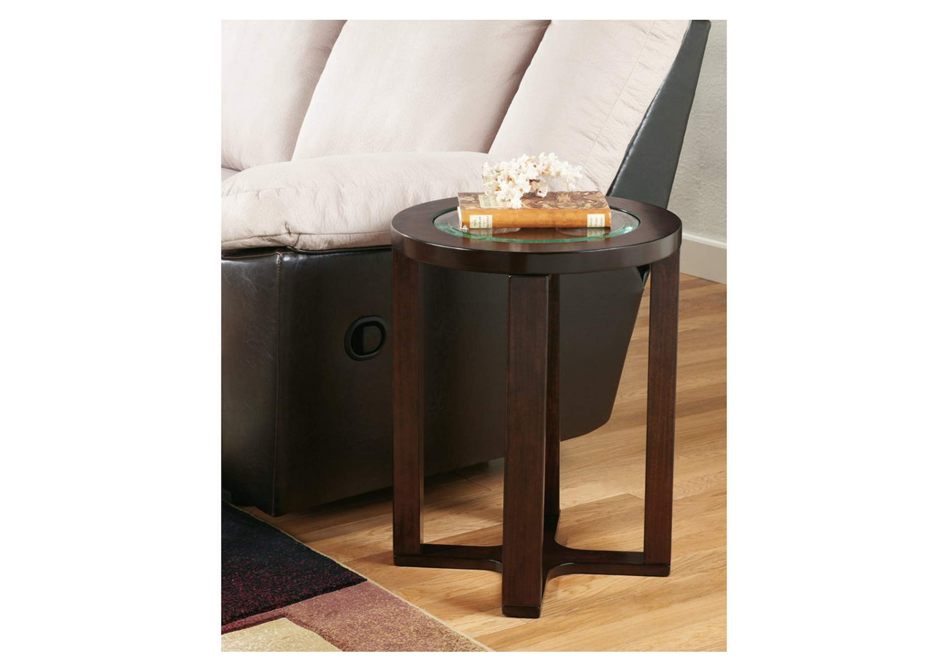 Marion Round End Table,Signature Design By Ashley