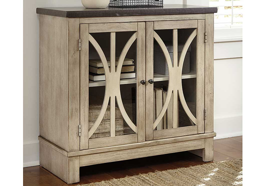 Vennilux Door Accent Cabinet,ABF Signature Design by Ashley