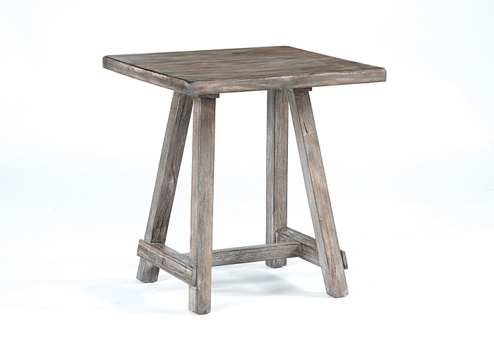 Rustic Chairside End Table,Signature Design By Ashley