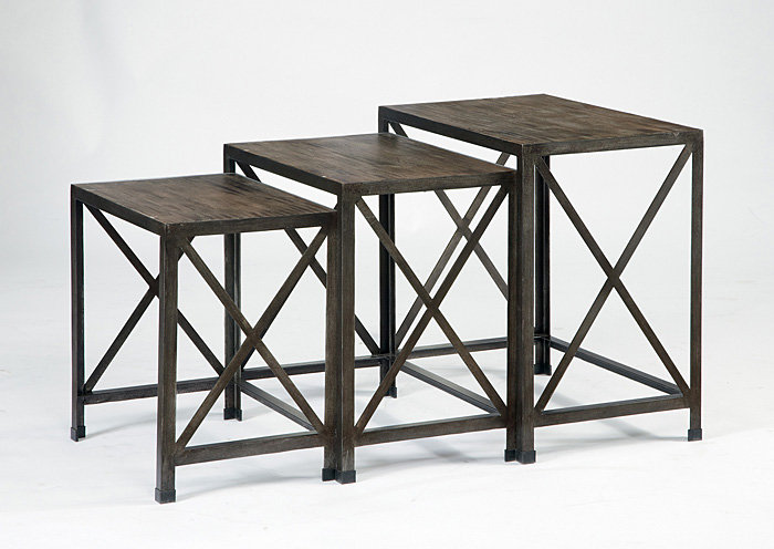 Rustic Nesting Tables,ABF Signature Design by Ashley