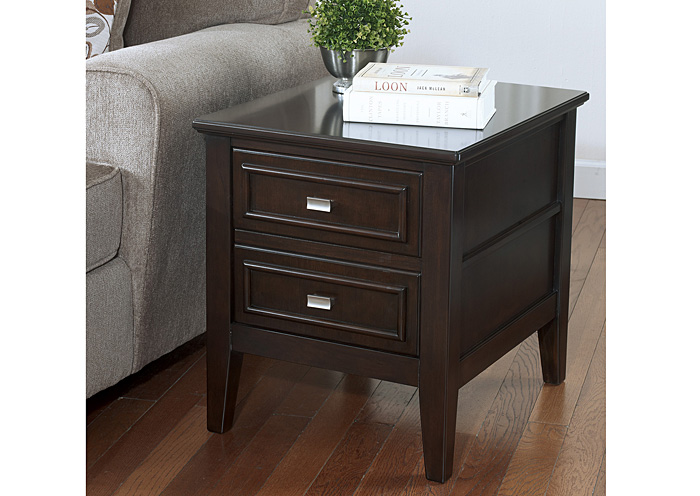 Larimer Rectangular End Table,Signature Design by Ashley