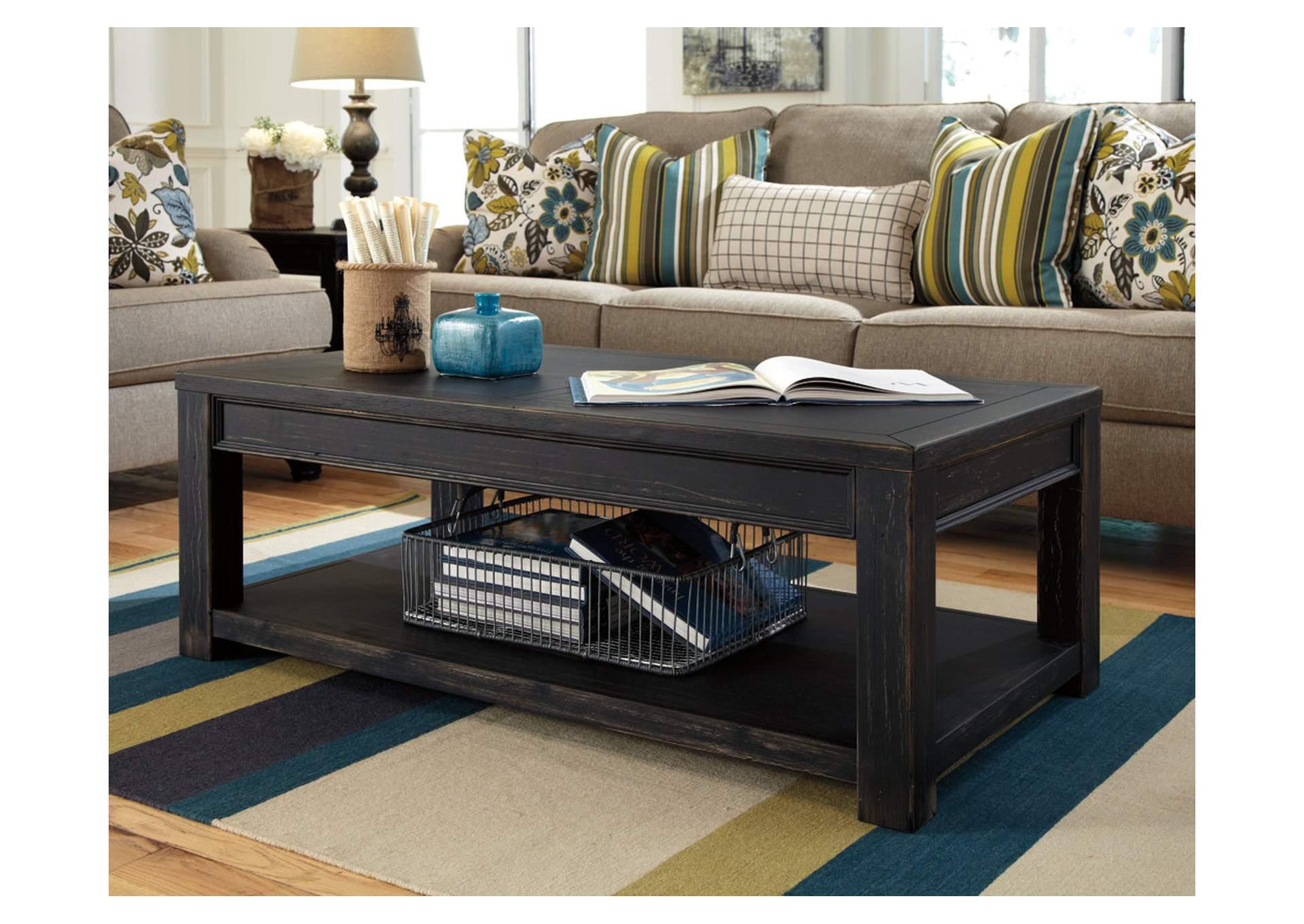 Gibson Furniture Gallatin Hendersonville Nashville Tn Gavelston Rectangular Cocktail Table