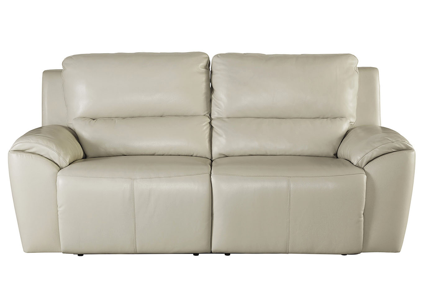Valeton Cream 2 Seat Reclining Sofa,Signature Design By Ashley
