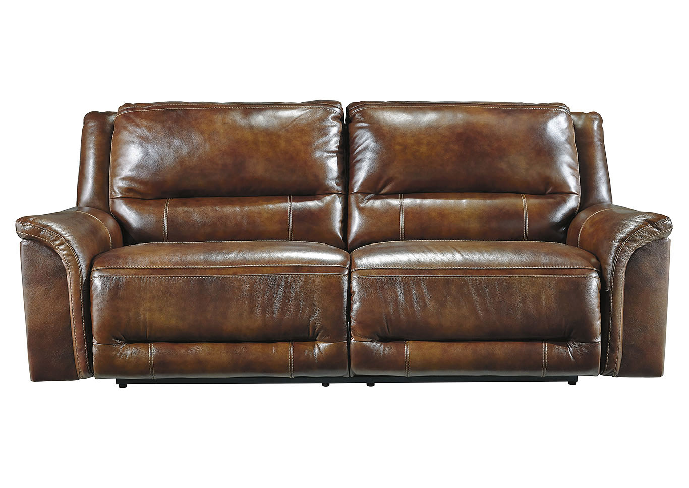 Lovely Jayron Harness 2 Seat Reclining Power Sofa,Benchcraft