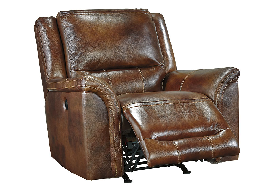 Jayron Harness Power Rocker Recliner,Benchcraft