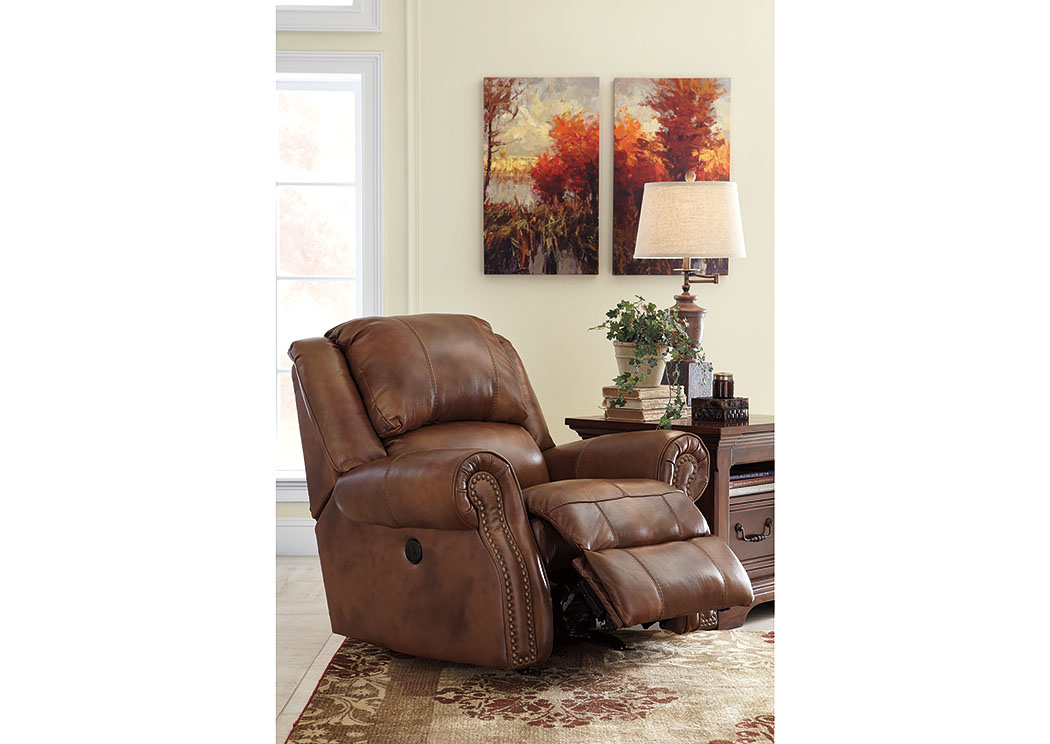 Walworth Auburn Power Rocker Recliner,Signature Design By Ashley