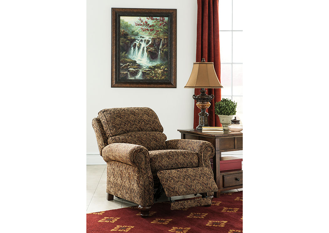 Walworth Low Leg Recliner,Signature Design By Ashley