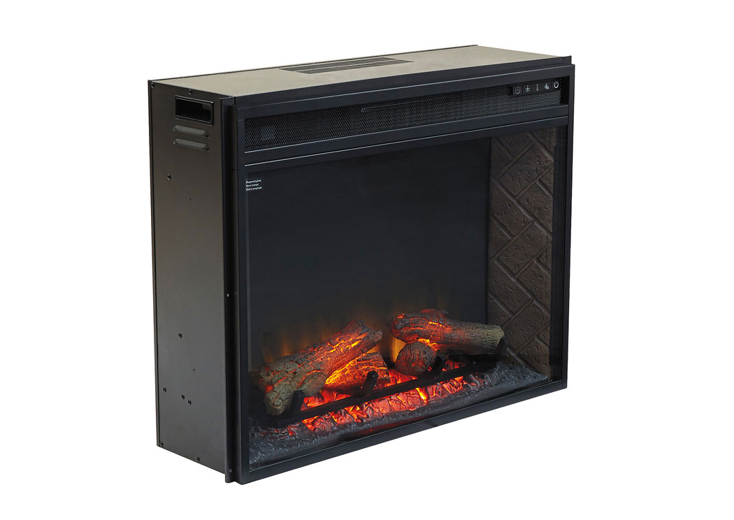 American Furniture Galleries Large Infrared LED Fireplace Insert
