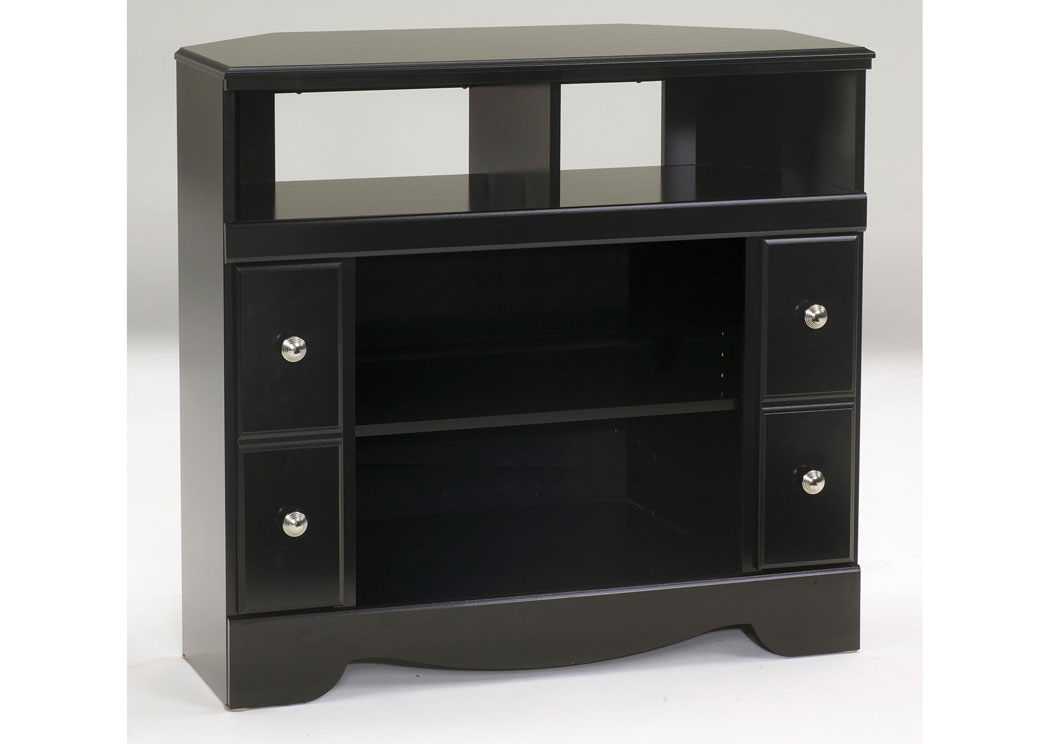 Shay Corner TV Stand,ABF Signature Design by Ashley