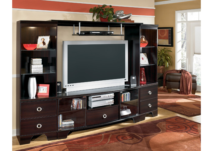 Pinella Entertainment Center,Signature Design by Ashley