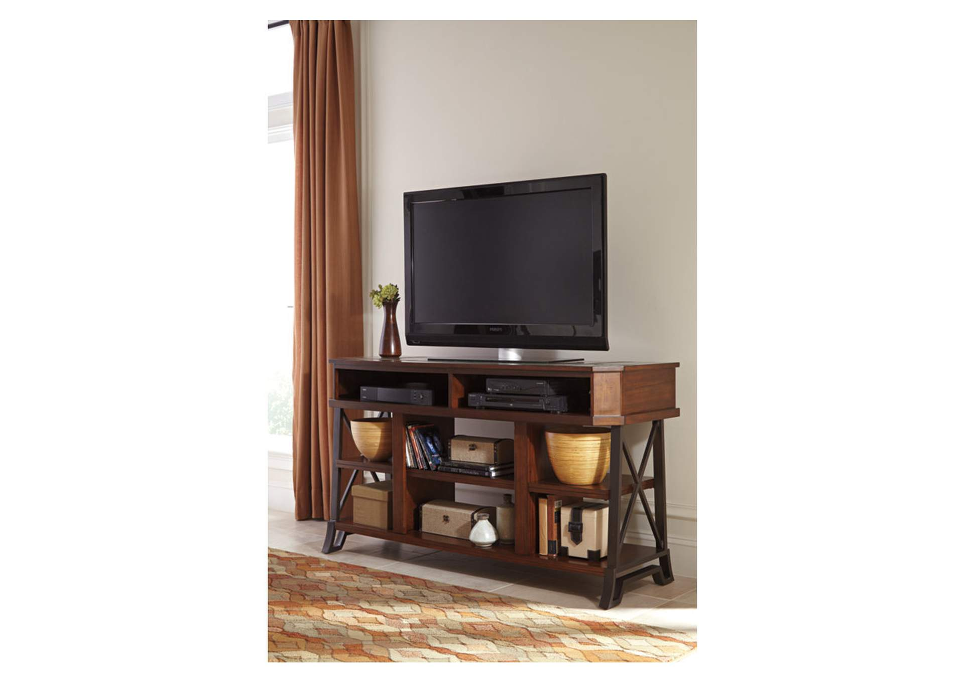 Vinasville Large TV Stand,Signature Design By Ashley
