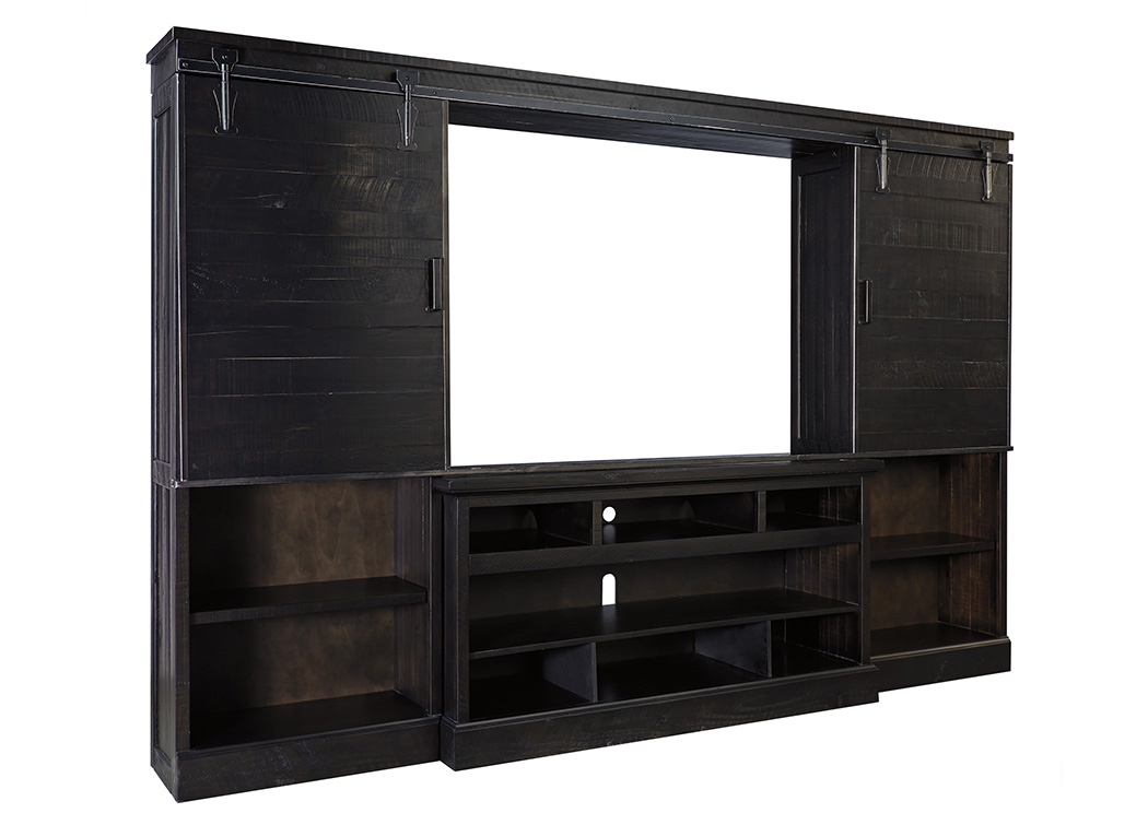 Sharlowe Charcoal Entertainment Center,Signature Design By Ashley