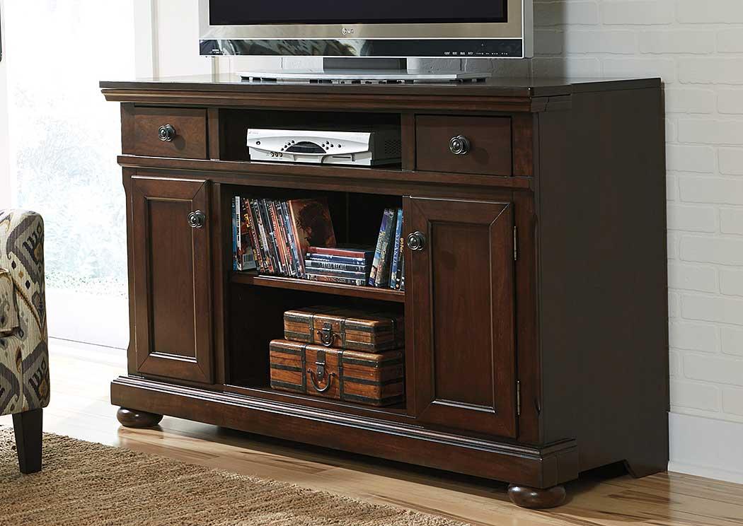 Furniture Liquidators Home Center Porter Large Tv Stand