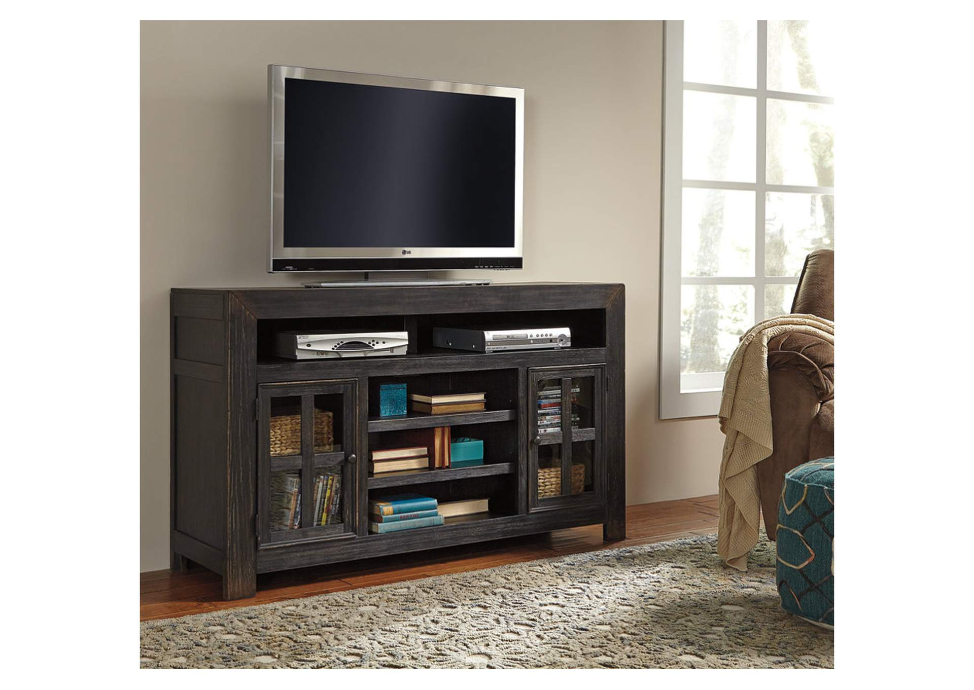 Gavelston Large TV Stand,Signature Design By Ashley