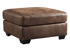 Bladen Coffee Oversized Accent Ottoman,Signature Design by Ashley