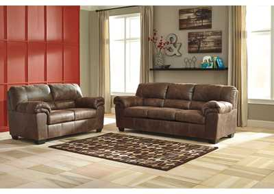 Bladen Coffee Sofa and Loveseat
