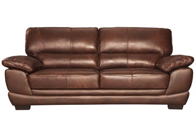 Fontenot Chocolate Sofa