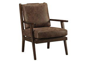 Tanacra Tweed Accent Chair