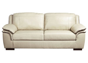 Islebrook Vanilla Sofa,Signature Design by Ashley