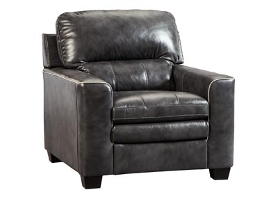 Gleason Charcoal Chair