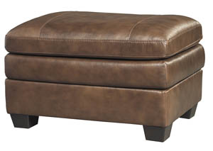 Gleason Canyon Oversized Accent Ottoman
