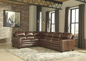 Gleason Canyon Left Facing Sofa Sectional