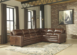 Gleason Canyon Right Facing Sofa Sectional,Signature Design By Ashley