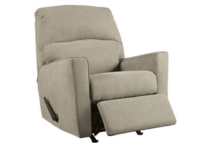 Alenya Quartz Rocker Recliner,Signature Design by Ashley