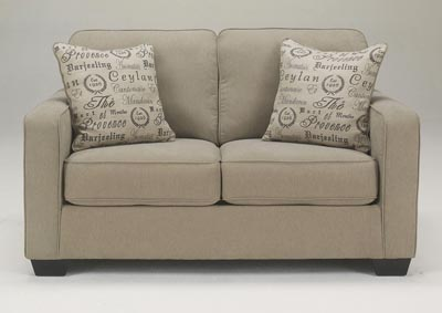 Alenya Quartz Loveseat,Signature Design by Ashley