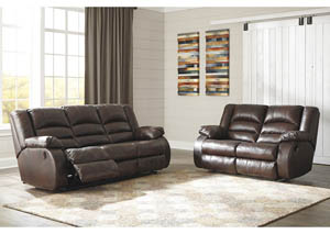 Levelland Cafe Power Reclining Sofa & Loveseat