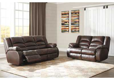 Levelland Cafe Reclining Sofa & Loveseat