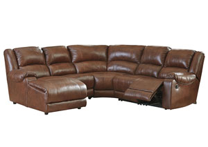 Billwedge Canyon Left Facing Reclining Corner Chaise Sectional