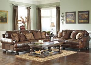 Hutcherson Harness Sofa & Loveseat