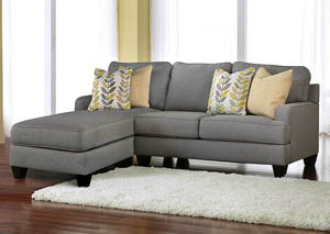 Chamberly Alloy Chaise End Sectional