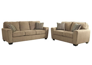 Landoff Cypress Sofa and Loveseat