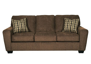 Landoff Walnut Sofa
