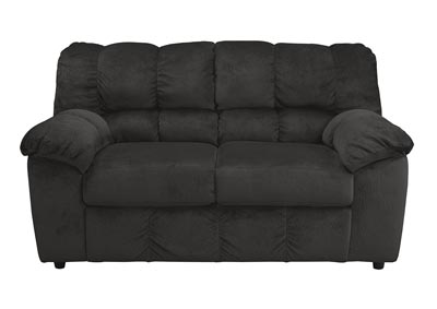 Julson Ebony Loveseat
