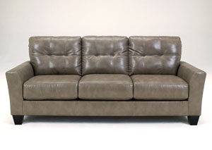 Paulie DuraBlend Quarry Sofa,Benchcraft